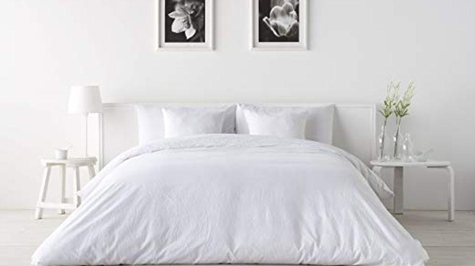 Fundas de edredón de lino para una habitación llena de dulzura