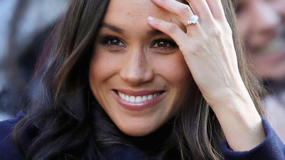 Meghan Markle : Buckingham Palace vend une copie de sa bague de fiançailles