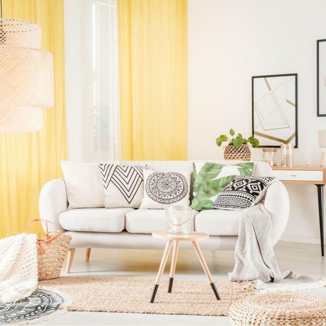 Decorazione divano