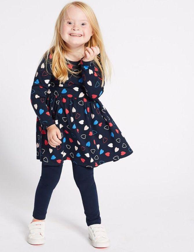 Mark & Spencer crée une collection de vêtement pour les enfants en situation de handicap