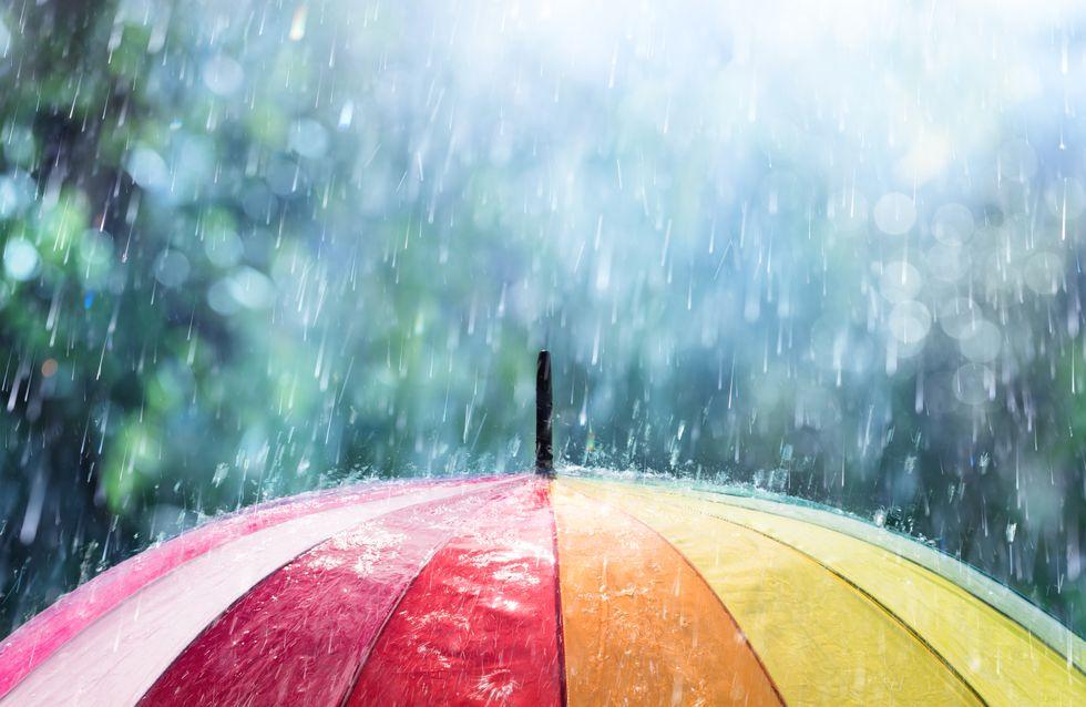 5 ombrelli belli e pratici per l'autunno