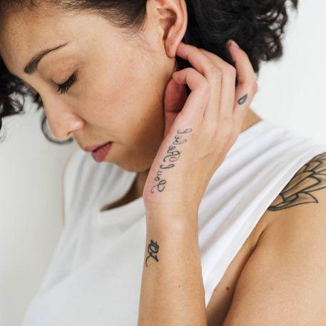 Ist tattoo wichtigste familie das Familie Ist