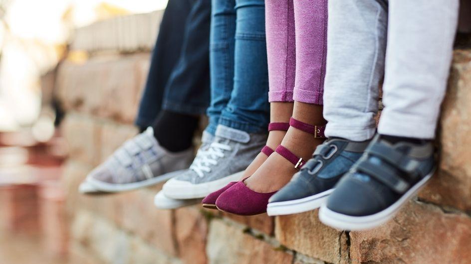 ¿Cómo elegir el mejor calzado para los niños? ¡Apunta estos consejos!