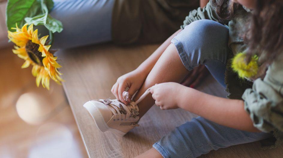 Zapatos para tus peques que son tendencia esta temporada