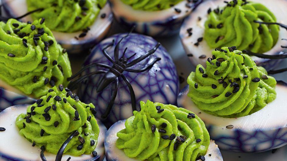 Halloween Dinner: Rezepte für ein gruseliges 4-Gänge-Menü