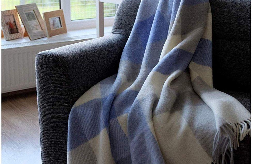 Las mantas más suaves para combatir el frío