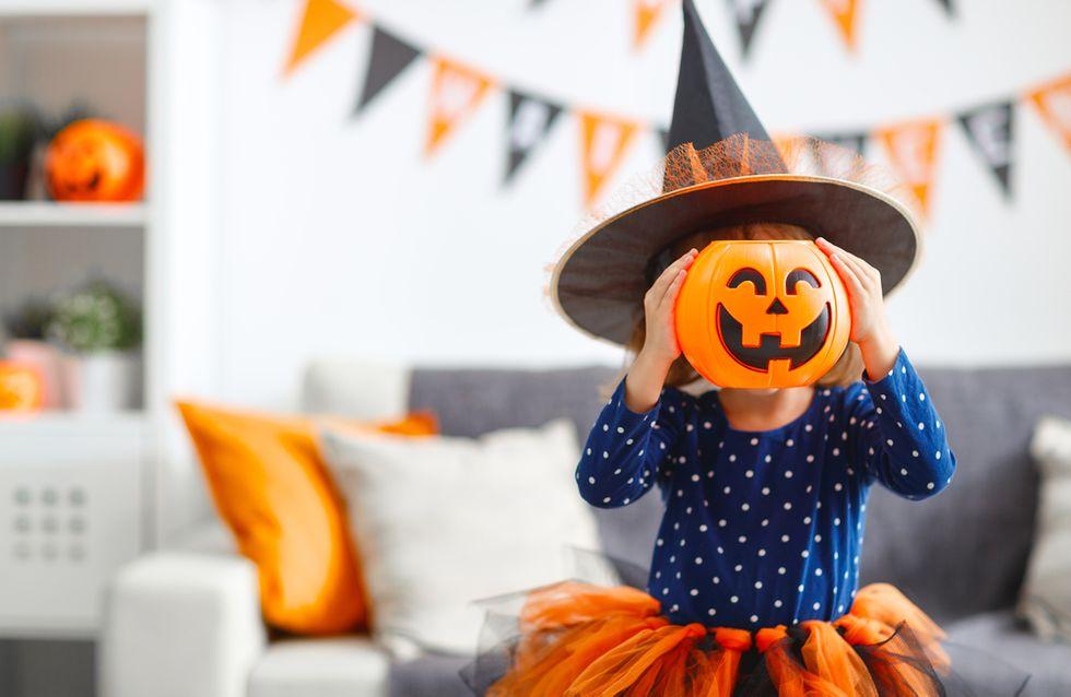 Les meilleurs déguisements d'Halloween pour les enfants