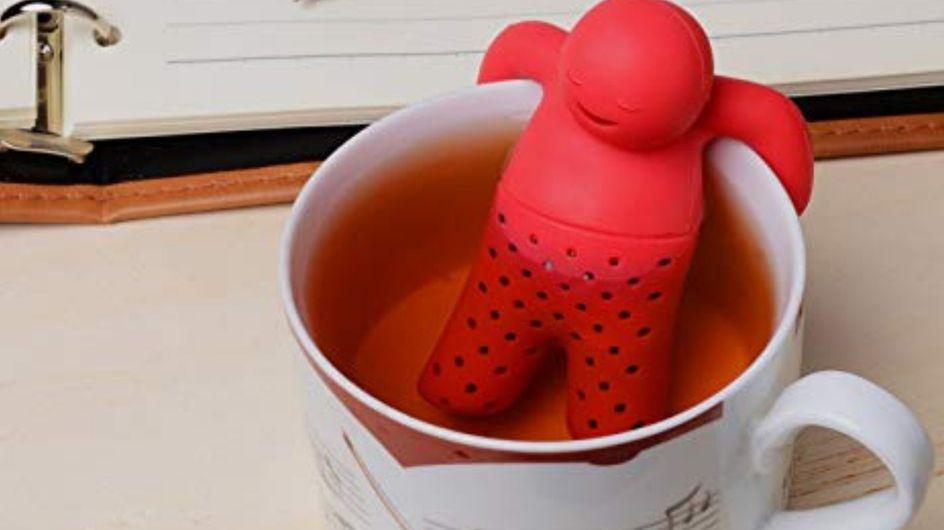 10 infusori da tè simpatici per rendere i giorni freddi più felici
