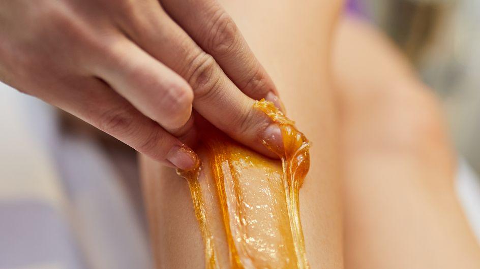 Épilation au sucre, l'épilation naturelle pour avoir la peau douce