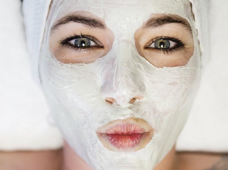 masque anti ride visage nuit
