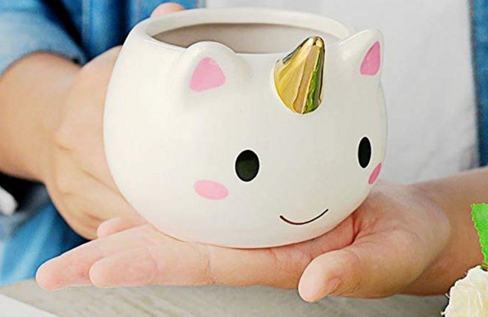 9 tazze divertenti per iniziare la giornata di buon umore!