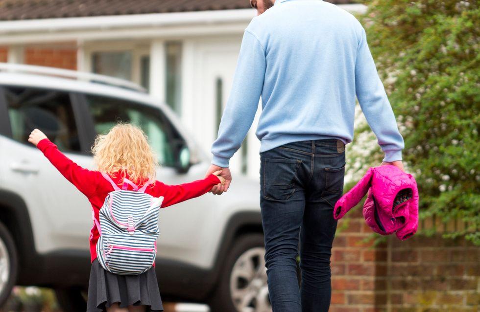 Voici pourquoi il faut laver ses enfants tout de suite dès qu'ils rentrent de l'école