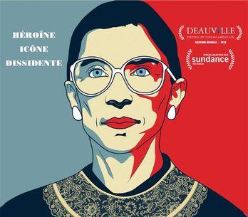 Le documentaire RBG retrace le parcours d'une femme remarquable (vidéo)