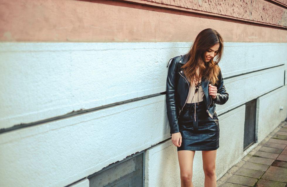 Faldas de otoño que llevan las influencers y que tú puedes tener en tu armario