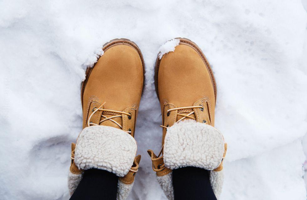 ¿Pies fríos? Tenemos los zapatos más abrigados de la temporada