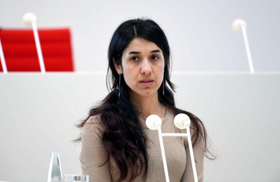 Nadia Murad, ancienne esclave sexuelle des jihadistes, a décroché le Nobel de la paix