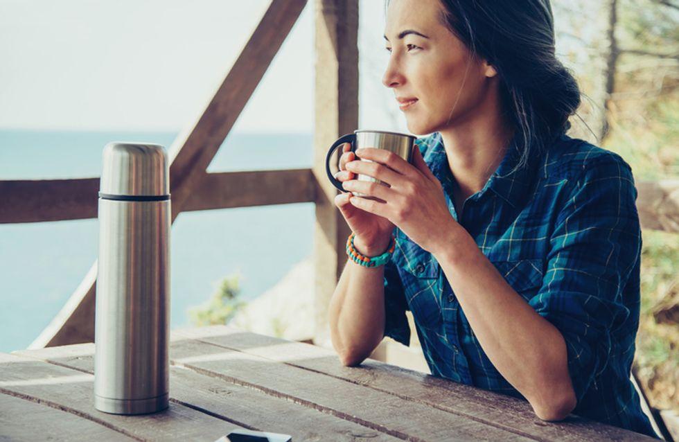 Las 5 tazas y termos más prácticos que se venden en Amazon