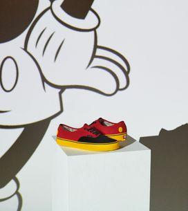 Vans sort une collection Disney pour les 90 ans de Mickey et on veut tout achete
