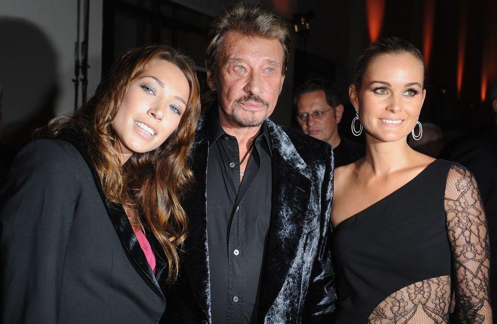 Laeticia Hallyday et Laura Smet auraient trouvé un accord sur l'héritage de Johnny
