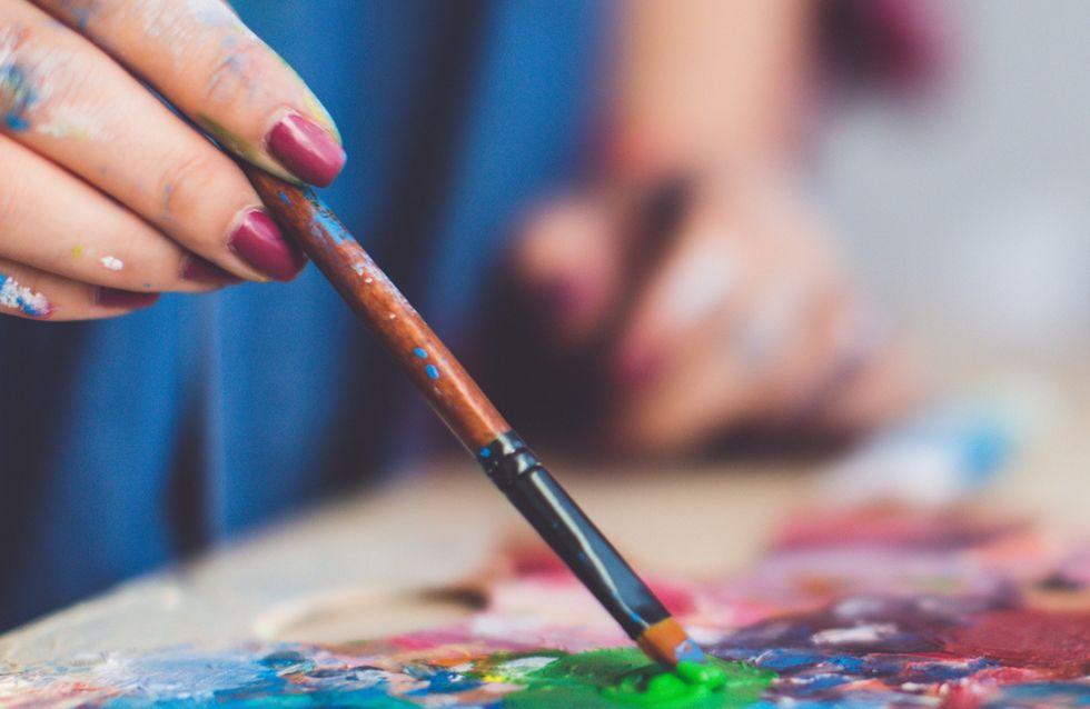 Test: scegli i colori sulla tavolozza e scopri come stai davvero!
