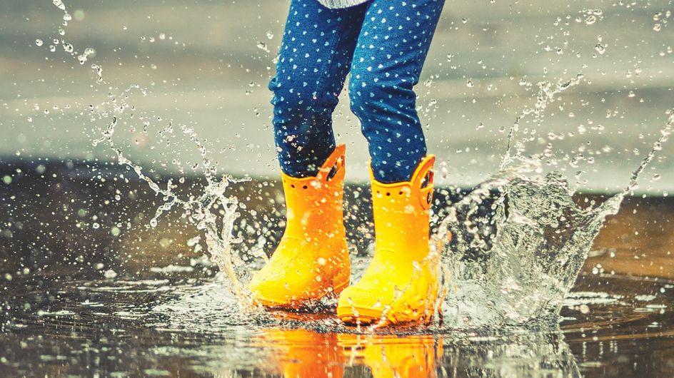 Stivaletti da pioggia per bimbi: i modelli più carini in vendita su Amazon