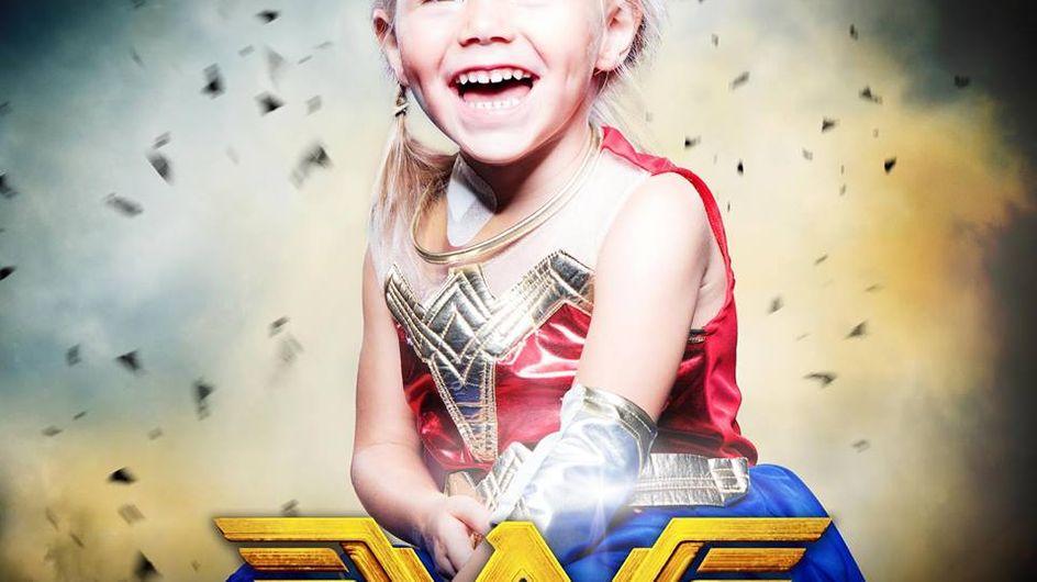 Wonder Augustine : la bouleversante histoire de cette petite fille de 4 ans atteinte d'un cancer incurable