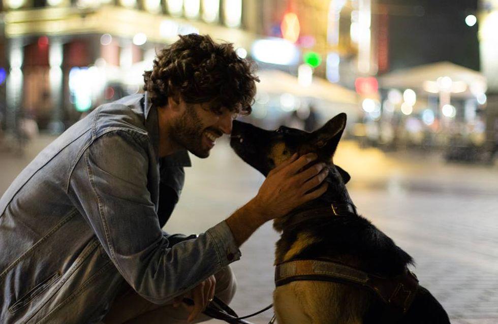 Malvoyant, il est violemment expulsé d'un supermarché à cause de son chien guide (vidéo)