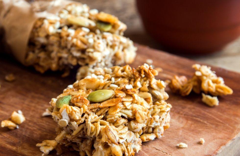 Snacks ricos y sanos para picotear entre horas sin remordimientos