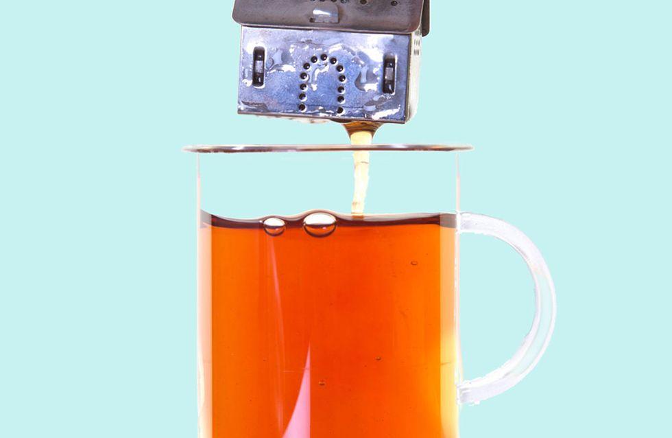 Mini-Geschenk gesucht? 5 witzige Teesiebe, um die kalten Tage zu versüßen