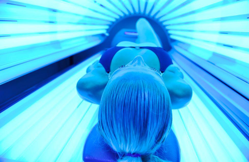 Les cabines UV, bientôt interdites en France ?