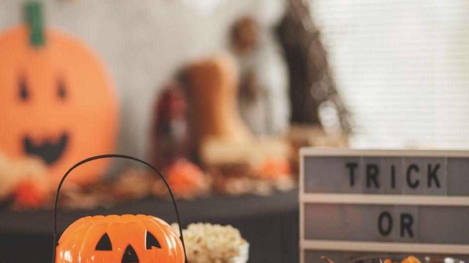 Adornos y dulces imprescindibles para una fiesta de Halloween ¡de miedo!
