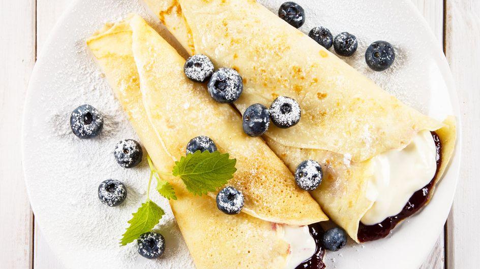 Crêpes ohne Ei selber machen: Einfaches Rezept mit Geling-Garantie