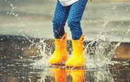 Botas de agua para niños muy prácticas y bonitas