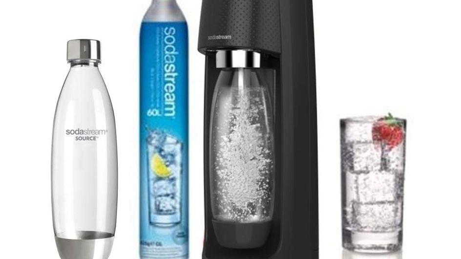 Faites pétiller votre quotidien grâce à cette machine Sodastream en promo !