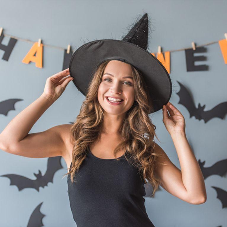 54dbe8c9916 Como vestirse en Halloween si no tienes disfraz en tu armario