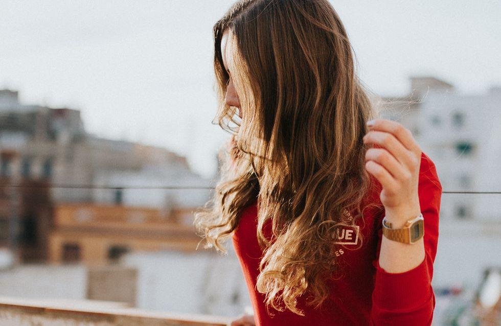 7 trucos para tratar el pelo encrespado