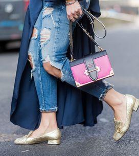 Destroyed Jeans: Mit diesem Trick reißen die Löcher nicht noch weiter auf