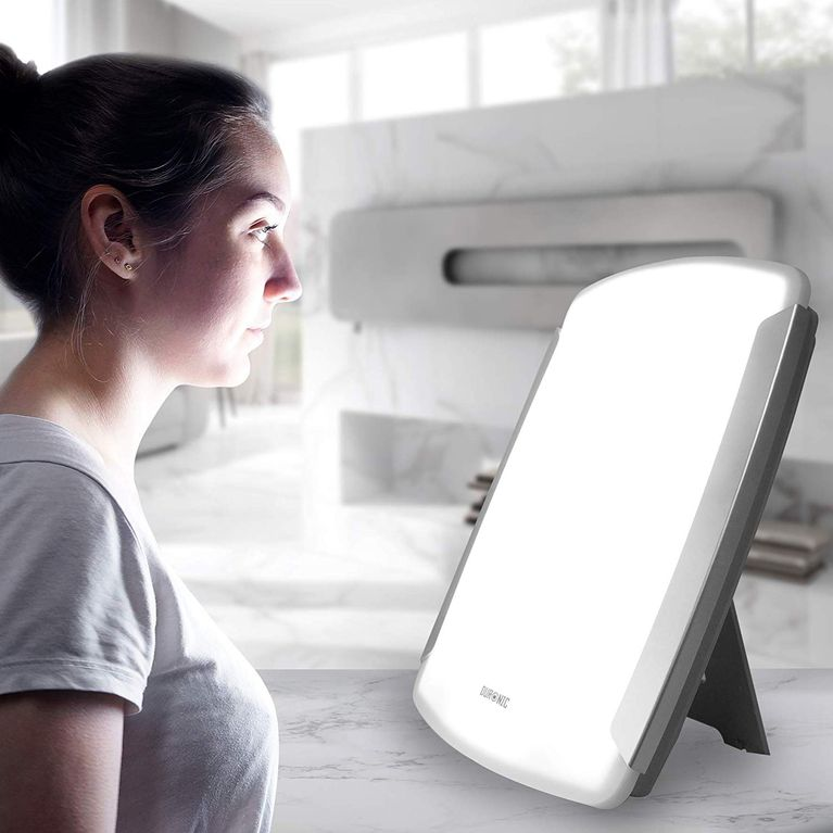 Quelle Est La Meilleure Lampe De Luminotherapie
