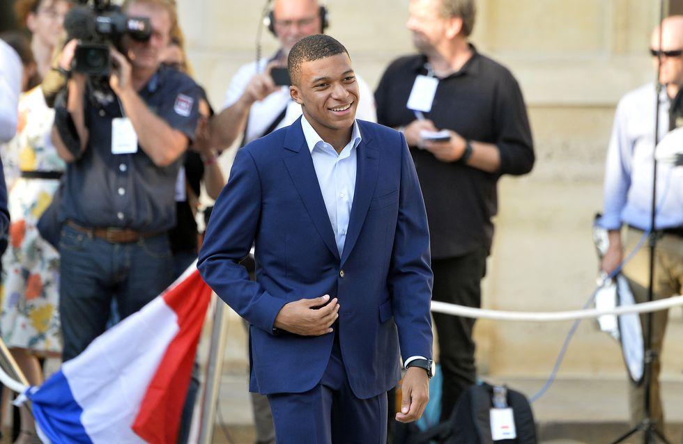 Kylian Mbappé a reversé ses primes du Mondial à une association qui aide les enfants
