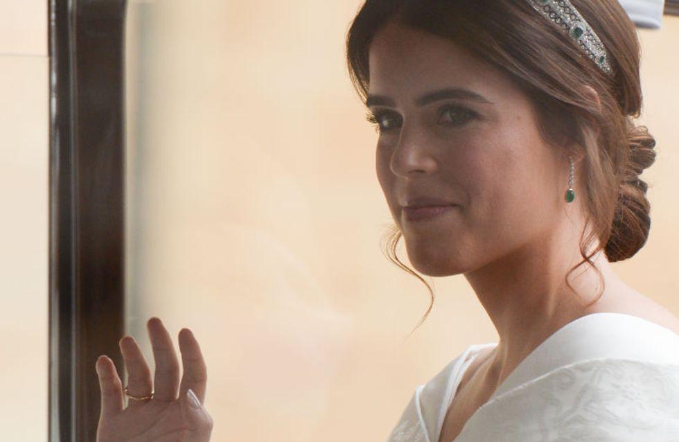Tous les secrets croustillants du mariage de la princesse Eugenie dévoilés