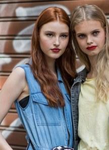 Die schönsten Haarfarben-Trends für Blondinen: Kupfer