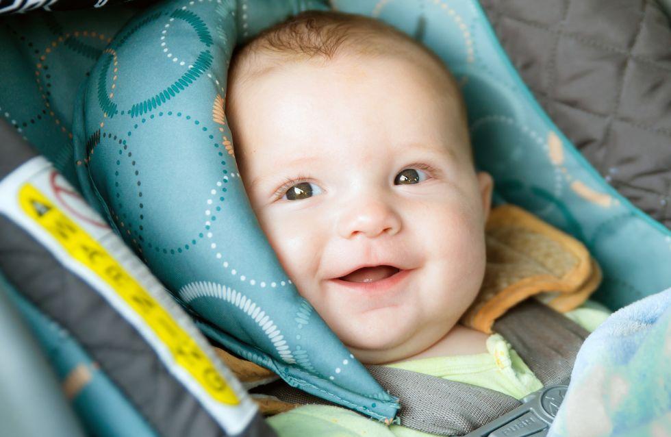 Come scegliere il seggiolino auto più adatto per un neonato