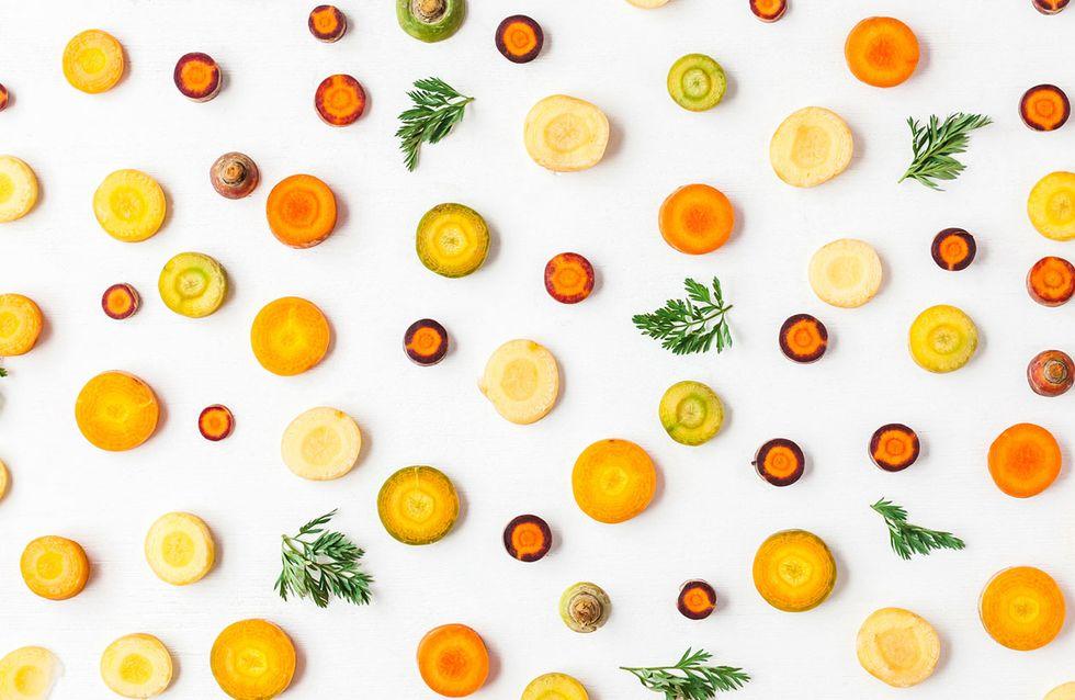 Lebensmittel-Tabelle: Wie viele Kalorien hat Gemüse wirklich?
