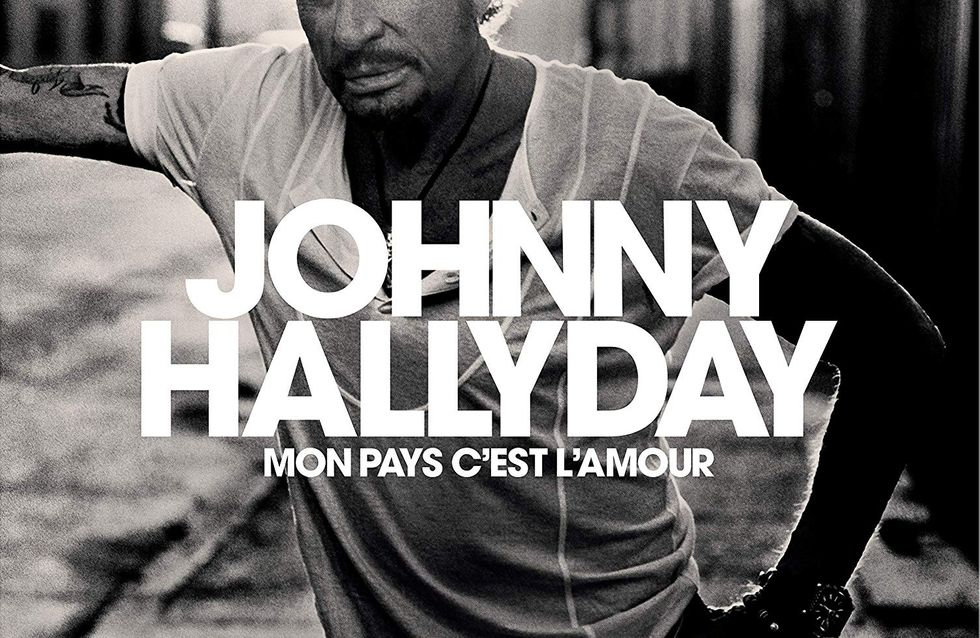 Le nouvel album de Johnny Hallyday est enfin disponible !