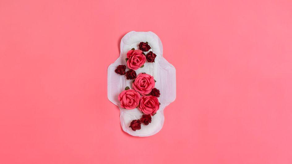 Quand on a ses règles, on voit la vie en rose, pas en noir