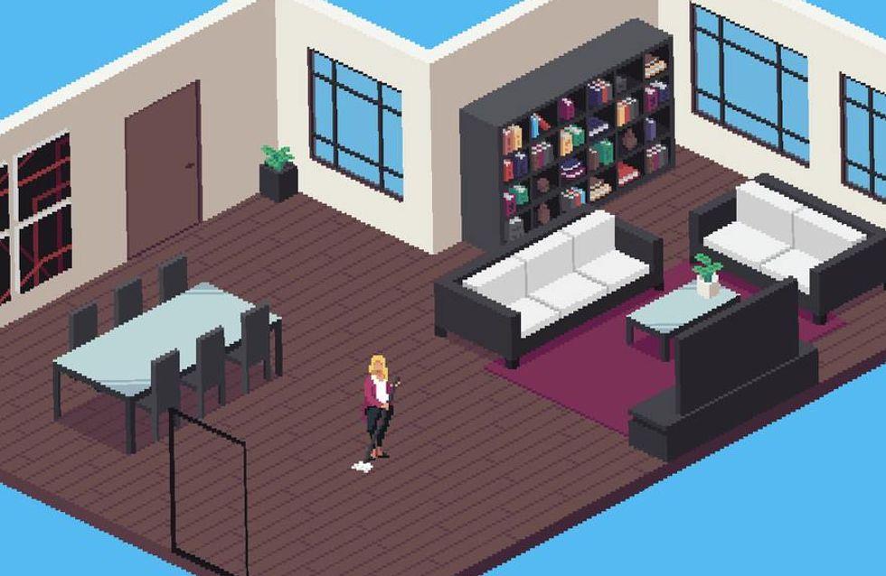 Un jeu vidéo permet de se mettre dans la peau d'une femme au foyer