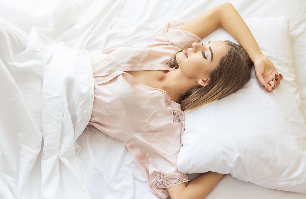 La position dans laquelle vous dormez en dit long sur votre personnalité