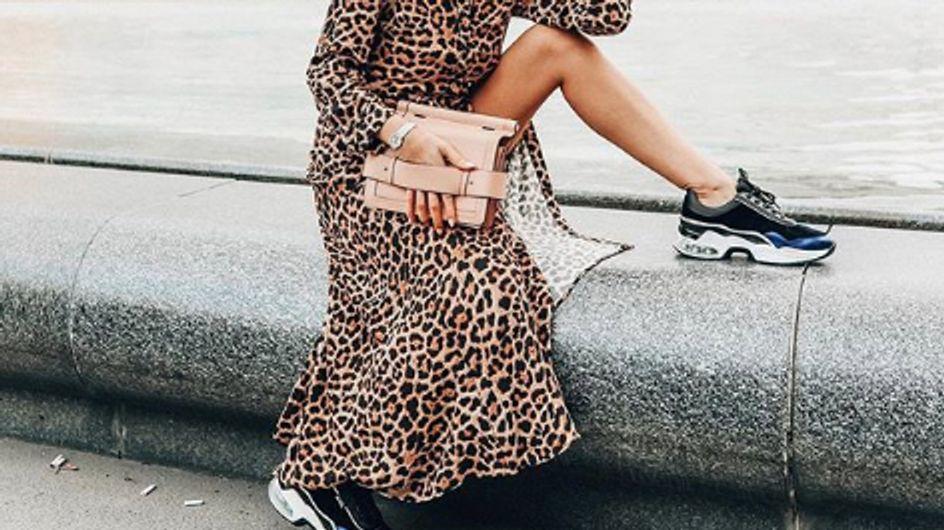 Voici la nouvelle robe Zara que tout le monde veut pour l'automne