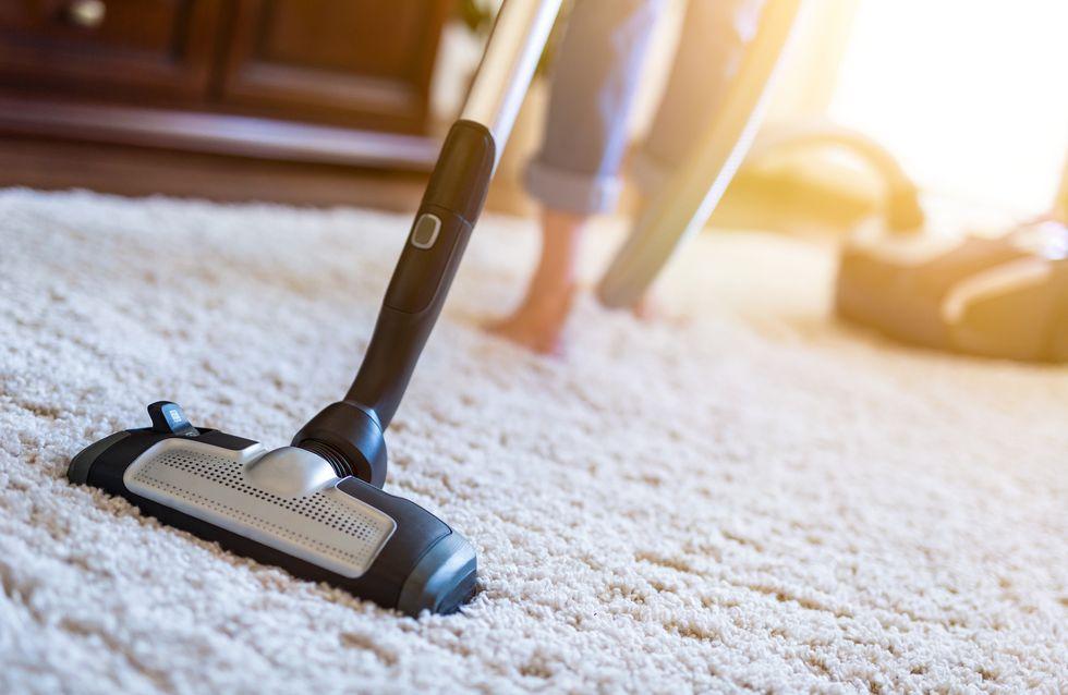 Faire le ménage n'est pas très bon pour la santé