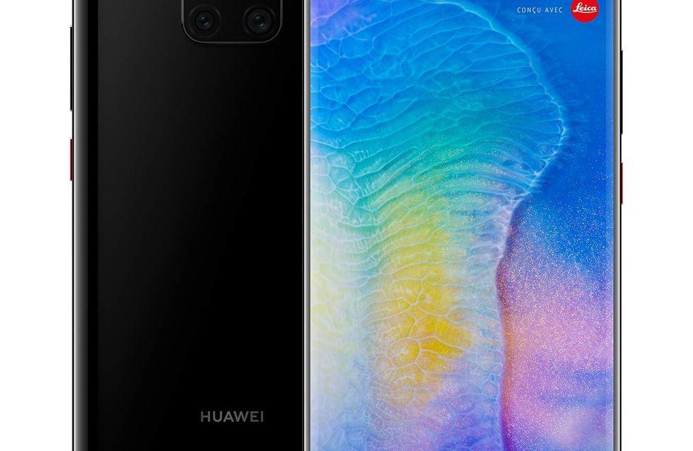 En avant-première : offre exceptionnelle sur les nouveaux Huawei Mate 20 et Mate 20 Pro